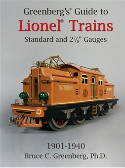 Greenberg's Guide to Lionel Trains 1901-1940