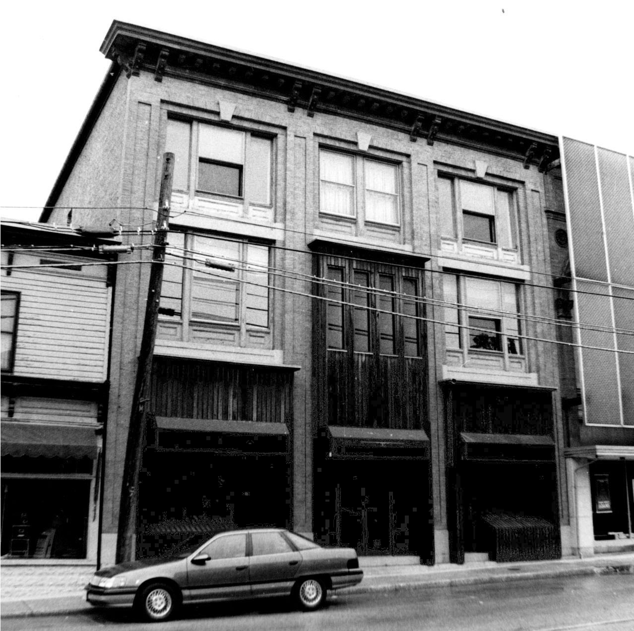 Greenberg Building 1988